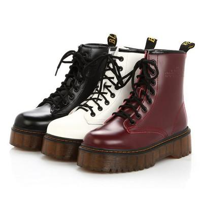 New British vintage motorcycle boots (3 colours available)