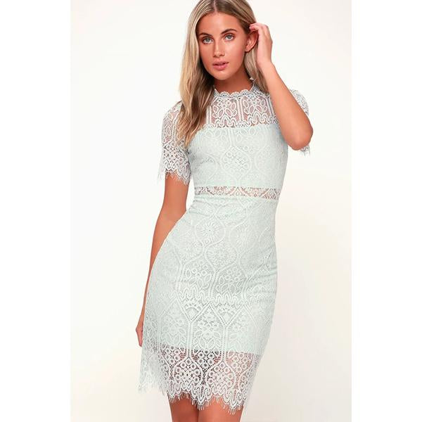 Remarkable Lace Dress