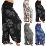 Oversized Casual Soft Aladdin Harem Pants
