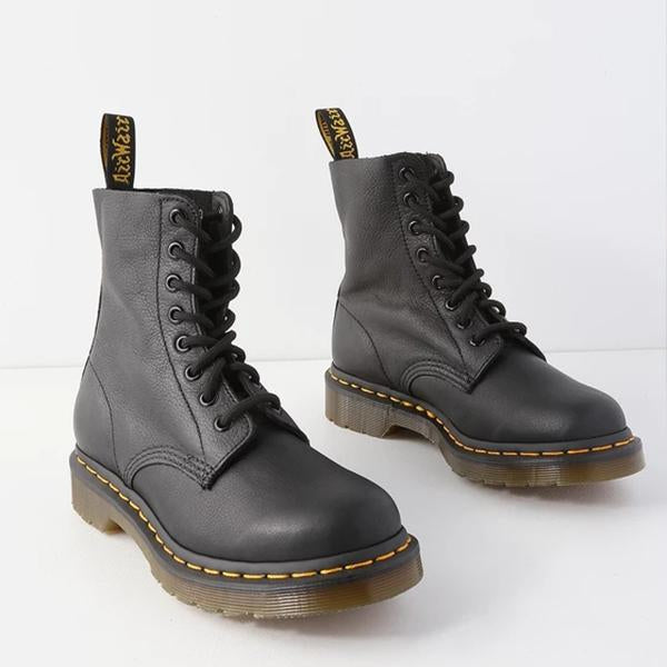 Vegan Leather Classic 8-eye Martin Boots