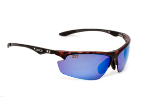 Hawaii1 Performance Sunglasses Matte Tortoise with Polarized Brown Lenses