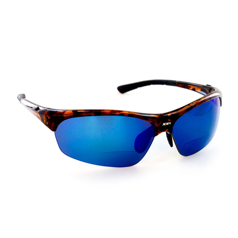 France1 Demi Tortoise Polarized Sport Reader