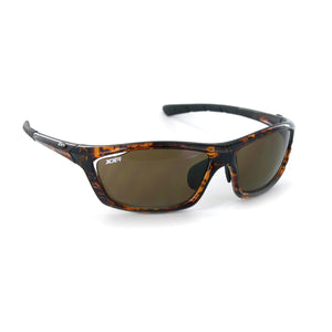 USA1 Performance Sunglasses Demi Tortoise Gloss Brown Lenses