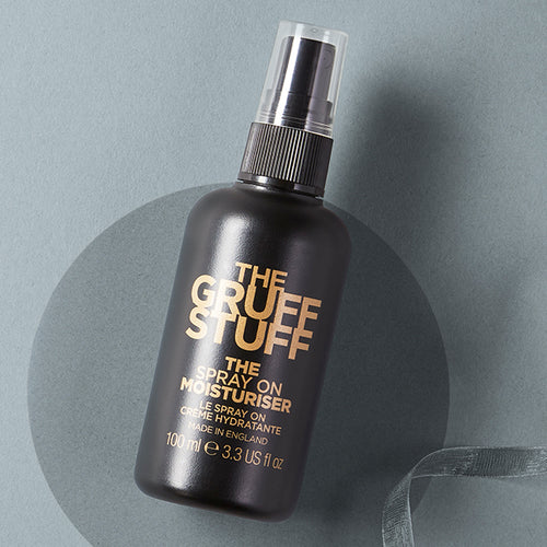 The Gruff Stuff revealed as hero product in Grooming Kit by Glossybox