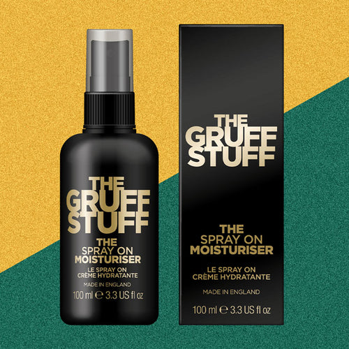 The Spray On Moisturiser named one of the best by British GQ