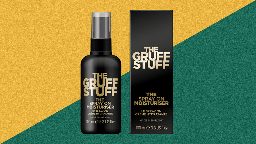 The Spray On Moisturiser named one of the best in the market by British GQ Magazine