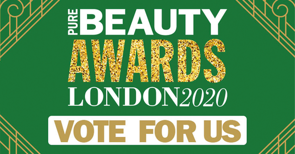 THE GRUFF STUFF shortlisted at Pure Beauty Awards