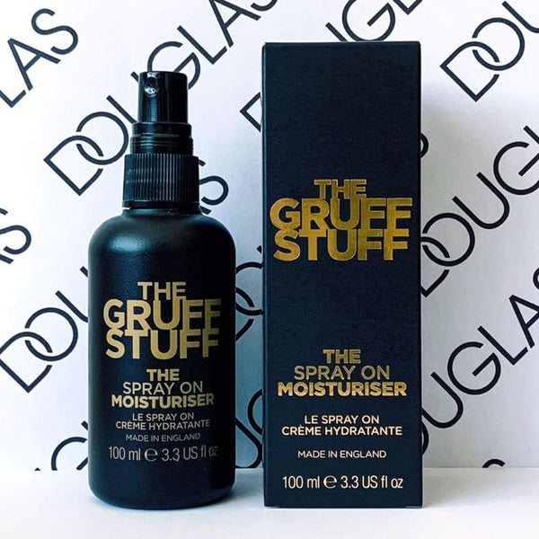 The Gruff Stuff has launched on DOUGLAS