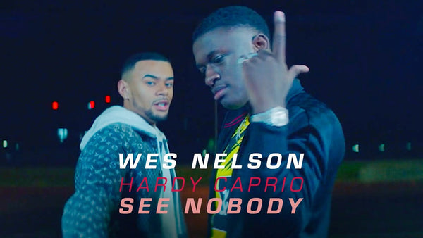Wes Nelson - See Nobody (Ft. Hardy Caprio) Official Video