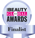 pure beauty global awards 2021 - shortlisted!