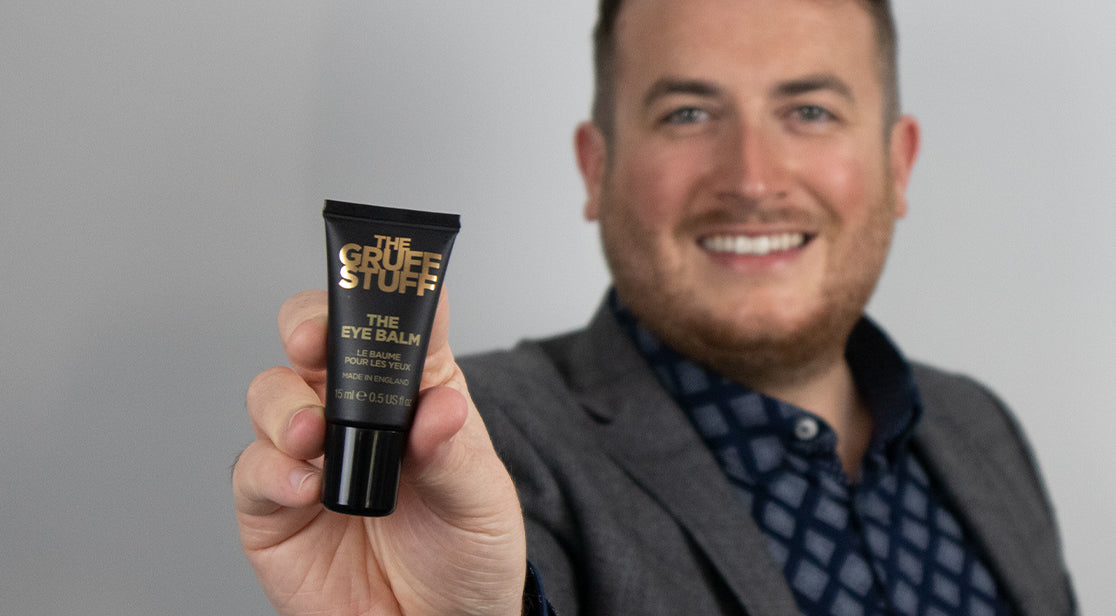 David Sparkes recommends THE EYE BALM