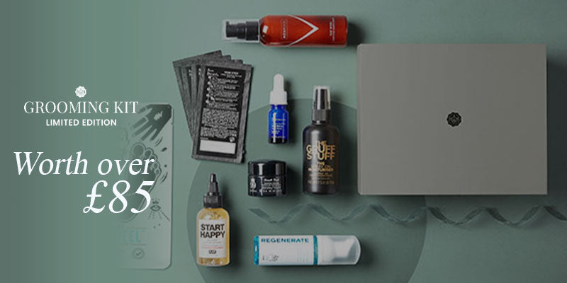 Win Grooming Kit by Glossybox