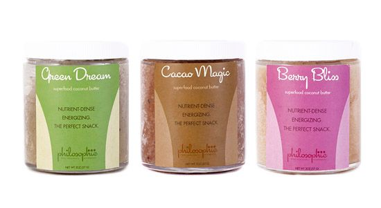 Philosophie Superfood Coconut Butters