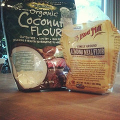 Almond and Coconut Flours