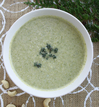 Philosophie Dairy-Free Broccoli Soup