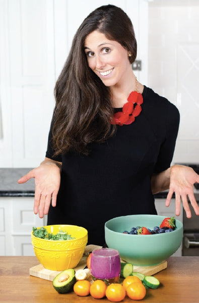Elyse Wagner of My Kitchen Shrink