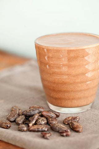 Almond Joy Smoothie with Cacao Magic