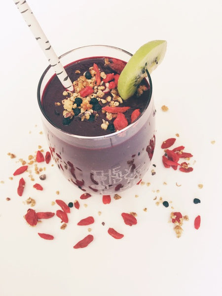 Beet Berry Bliss Smoothie Recipe