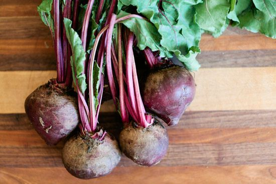 Fall and Winter Produce: Beets