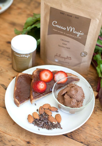 Cacao Magic Superfood Products