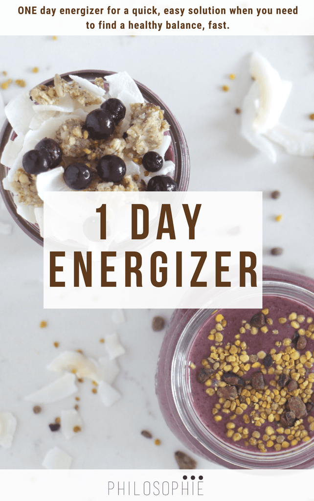 1 Day Energizing Recharge E-Book