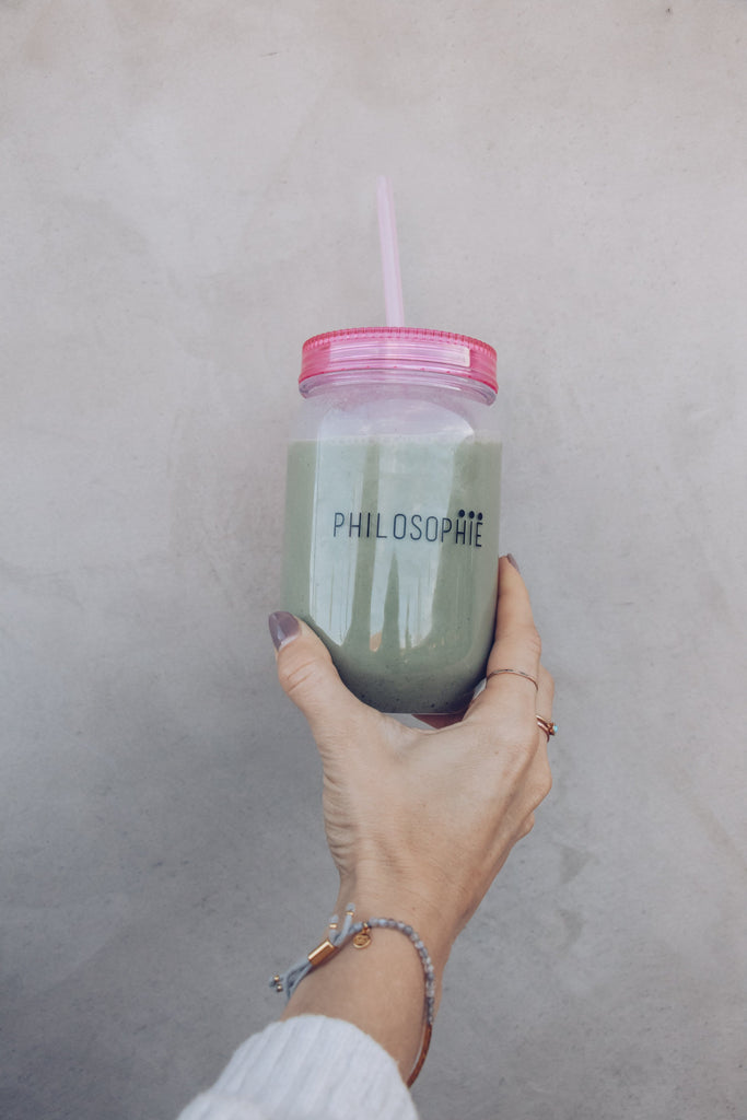 Philosophie Smoothie Jar