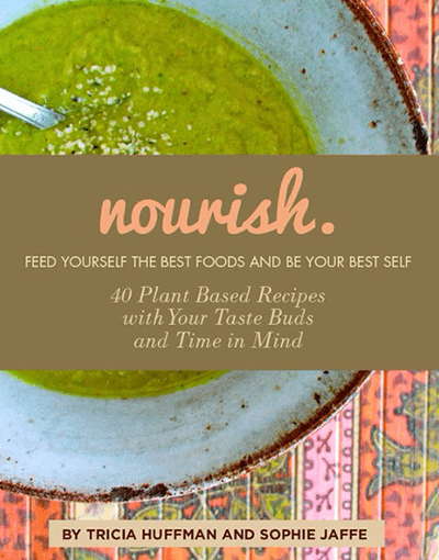 Nourish E-Book Cover