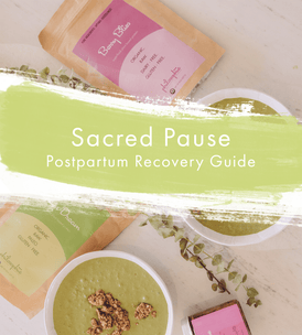 Sacred Pause: Post Postpartum Recovery Guide