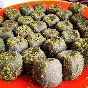 Green Dream truffles
