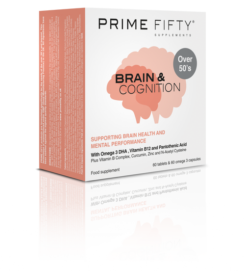 Brain & Cognition - Vitamin B12 Supplements