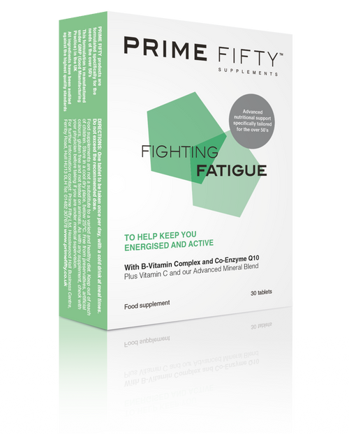 Fighting Fatigue Energy Supplements