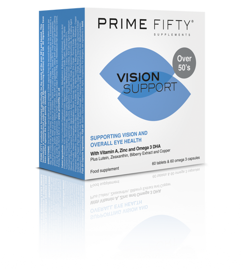 Vision Support - Vitamin A & Lutein Supplements