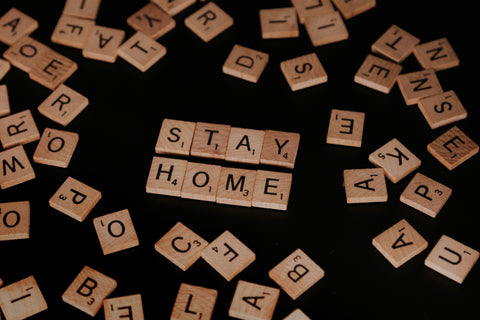 stay home scrabble