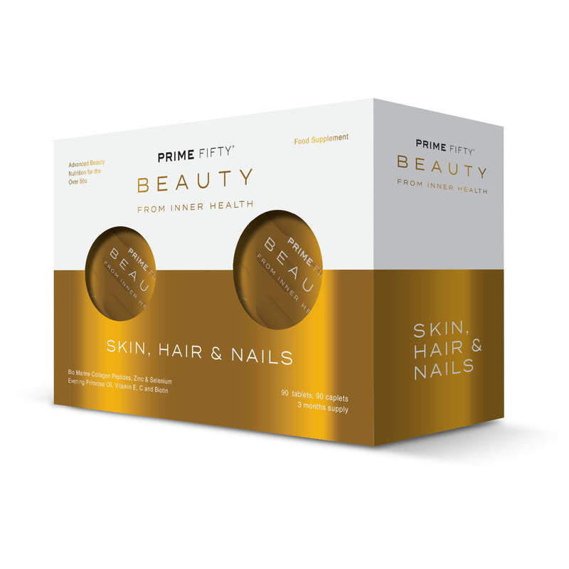 Skin, Hair & Nails - Vitamins & Collagen Supplements