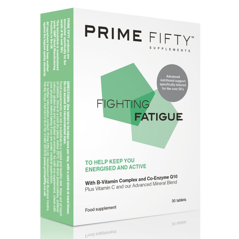 Fighting Fatigue Energy Supplements - 30 tablets