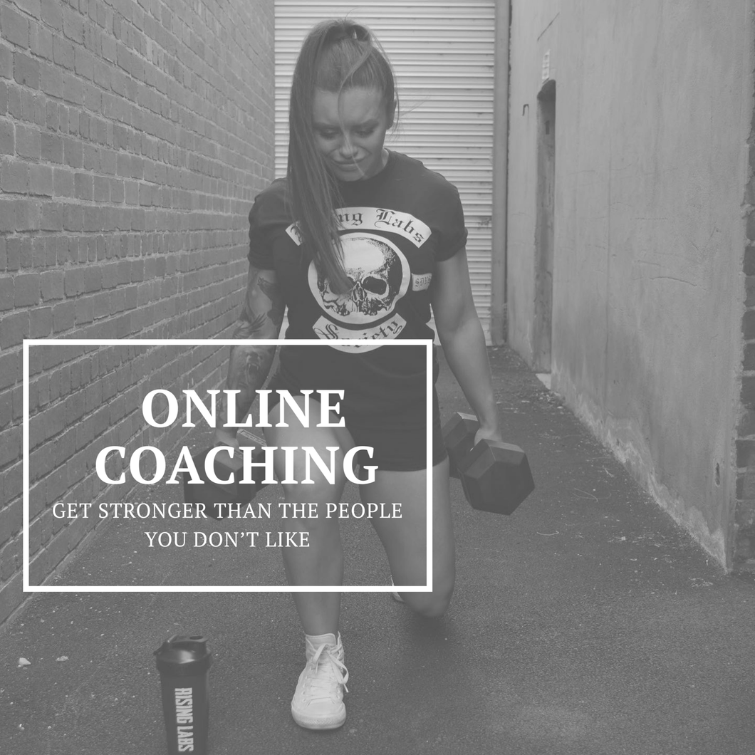 Online Coaching Monthly Subscription