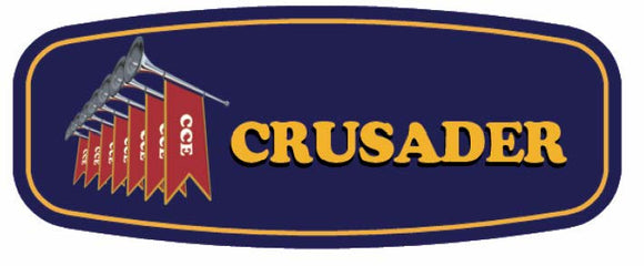 CRUSADER Display Refrigerator Freezer