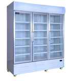 3 Glass Door PREMIUM refrigerator CRUSADER CCE1630