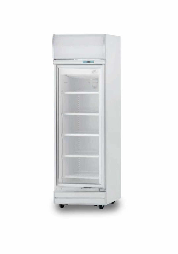 1 Glass Door Fridge Premium Refrigerator for C-Store - Cambridge Commercial Equipment