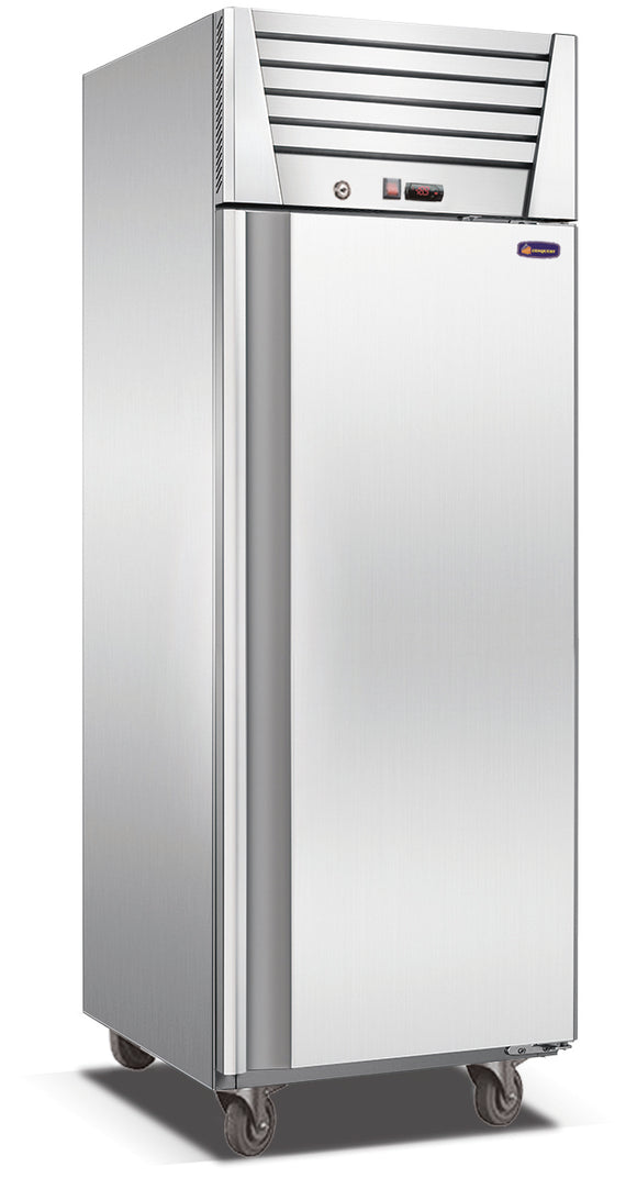 1 door MPW8U1F CONQUEST PREMIUM Upright GN Refrigerator - Cambridge Commercial Equipment