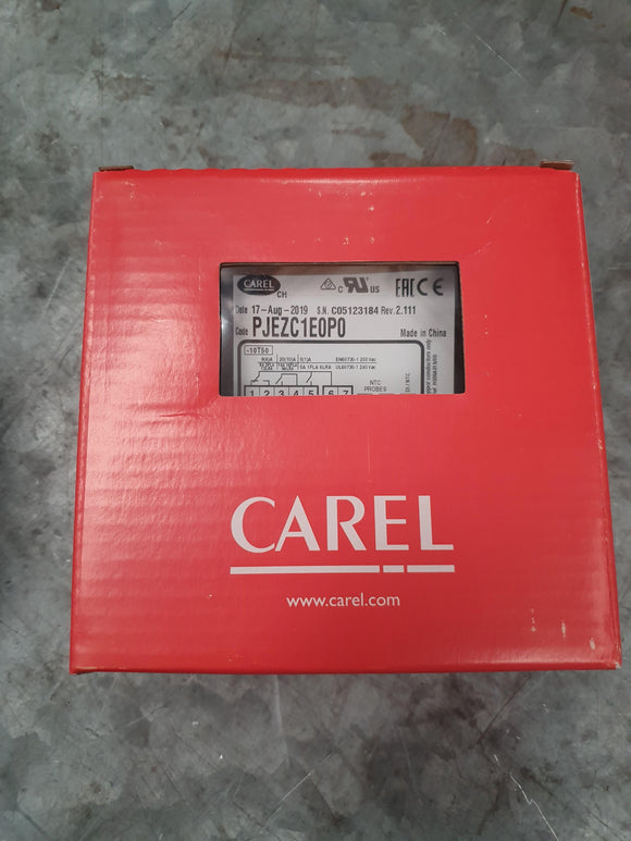 Controller Carel electronic to suit CONQUEST freezers - PZEZC1E0P0