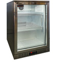 1 Glass Door Backbar Refrigerator CCE138SS