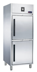 2 Half  door Upright GN Freezer LPW8U1HH