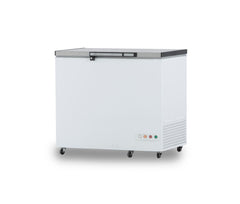 410 litres PREMIUM Stainless Steel Lid Commercial Freezer