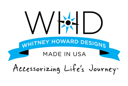 Whitney Howard Designs - Inspirational & Motivational Pewter Jewelry & Accessories