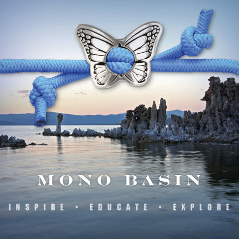 Mono Basin butterfly toggle