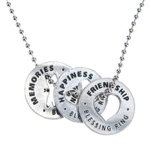 I Can & I Will Blessing Ring - Unstoppable - Whitney Howard Designs