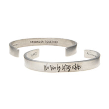 We Rise Quotable Cuff - Whitney Howard Designs