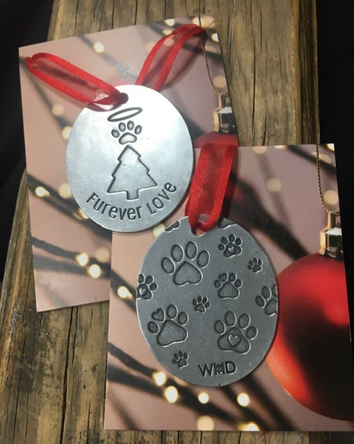 Furever Love - Pet Ornament