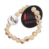 Walking Strong Bracelet - Blonde ACAI Seeds of Life Bracelet